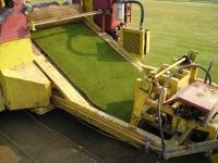 Maquinaria Cesped Topgrass